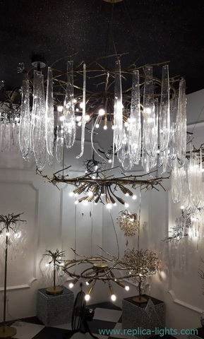 replica MURANO GLASS  chandelier 01 -14