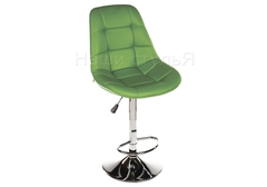 Барный стул Эймс (Eames) зеленый