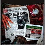 Jethro Tull / Thick As A Brick, Part 1 & 2 (2LP)