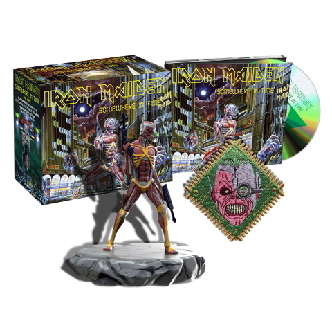 Iron Maiden / Somewhere In Time (Collectors Edition)(CD)