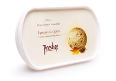 Мороженое грецкий орех с кленовым сиропом Prestige, 500г