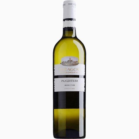 Вино Ркацители Бадагони 0,75л