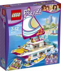 Конструктор LEGO Friends 41317 Катамаран Саншайн