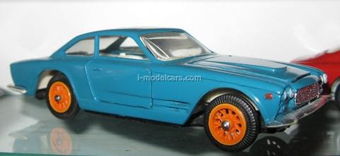 Maserati 3500GT Sebring USSR remake 1:43