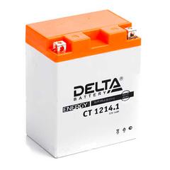 Аккумулятор DELTA 12V 14Ah (CT1214.1)