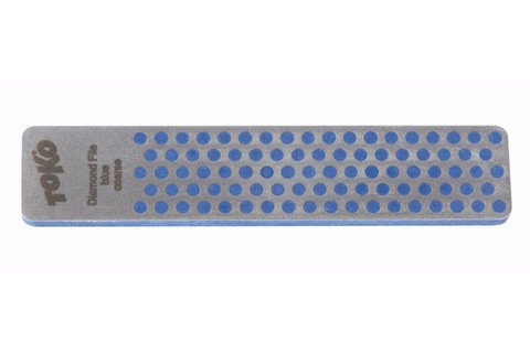напильник Toko Diamond алмазный, синий, 110 мм.