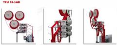 Фото: Устройство для дозирования бейки или тесьмы Racing - TFS 16-3 AD