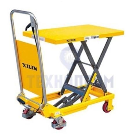 Стол подъемный гидравлический XILIN SP150 г/п 150 кг