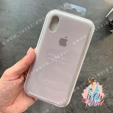 Чехол iPhone 7/8 Silicone Case Full /lavender/ лаванда