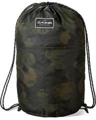 Мешок рюкзак складной для обуви Dakine STASHABLE CINCHPACK MARKER CAMO