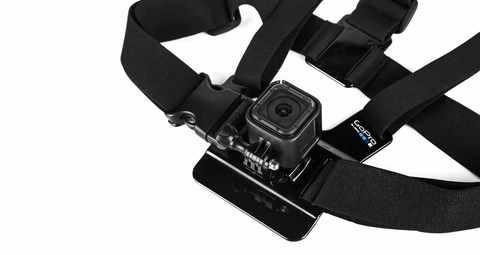 "Крепление на грудь GoPro Chest Mount Harness ""Chesty"" с камерой session"