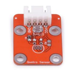 Датчик освещенности c фоторезистором (Quatro-модуль)