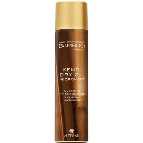 Alterna Bamboo Smooth Kendi Dry Oil Micromist - Полирующий спрей