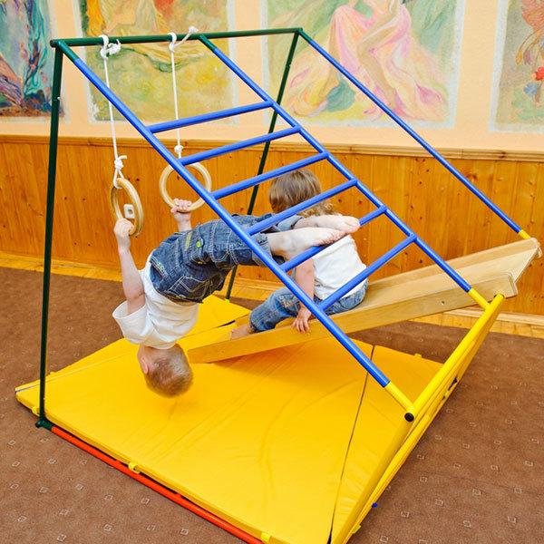 Кольца гимнастические для детей
