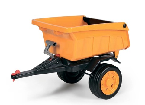 Прицеп Peg-Perego JD Deere Construction Trailer IGTR0948