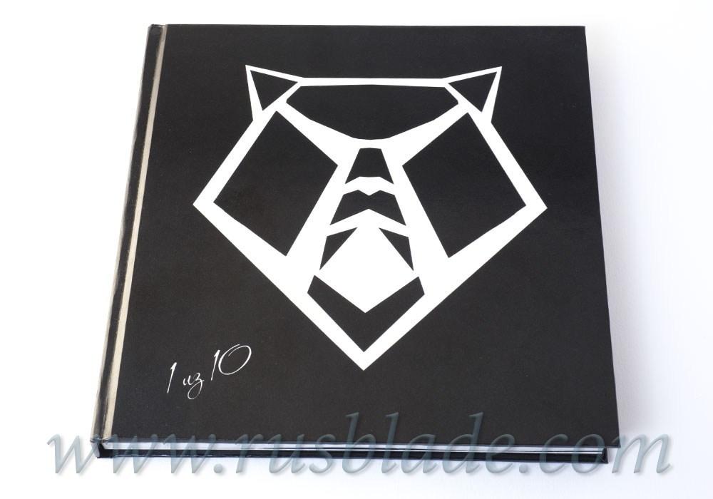 Exclusive Photo Album of Shirogorov knives