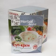 Суп-крем вегетарианский, порционный, 18 гр. (АртЛайф)