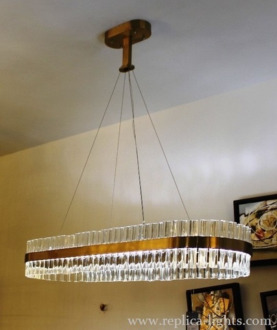 replica Saturno LED Pendant by Baroncelli 6