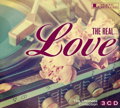 Сборник / The Real... Love (3CD)