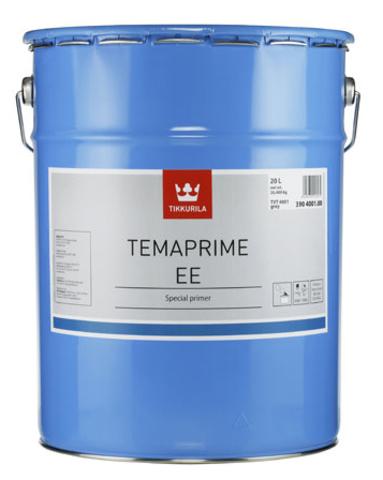 Tikkurila Temaprime EE/Тиккурила Темапрайм ЕЕ антикоррозионная специальная грунтовка для грунтования наружных и внутренних поверхностей