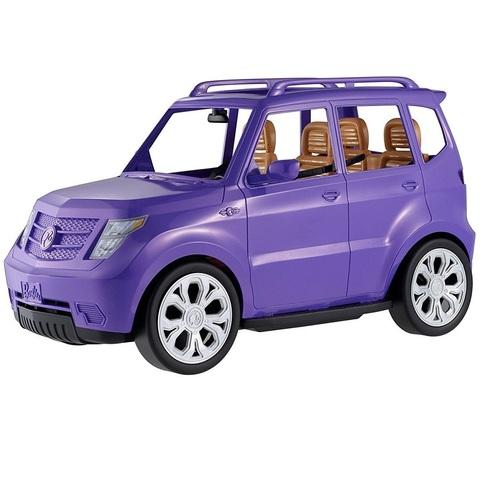 Фиолетовый Внедорожник Барби