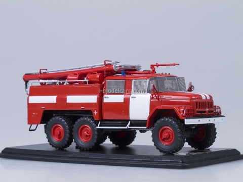 ZIL-131 AC-40 137 fire engine for crackdowns demonstrations limited edition 540 Start Scale Models (SSM) 1:43