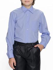 TH15-5 рубашка для мальчиков, синяя