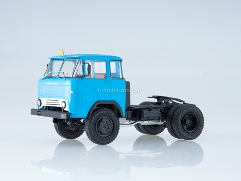 KAZ-608 road tractor blue 1:43 AutoHistory