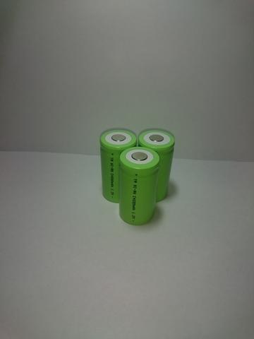Аккумулятор C (R14, LR14,343) Ni-Mh 4000mAh 1,2V 4,8Wh