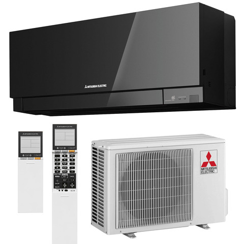 Кондиционер Mitsubishi Electric MSZ-EF 25 VE3 black