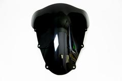 Ветровое стекло для мотоцикла Kawasaki ZZR 1200 02-05 DoubleBubble Черное