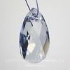 6106 Подвеска Сваровски Капля Crystal Blue Shade (28 мм)