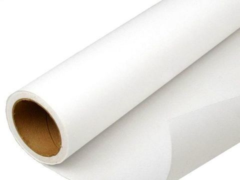 Рулонная фотобумага матовая: ширина 1060 мм, длина 30 м, плотность 140 г/м2.