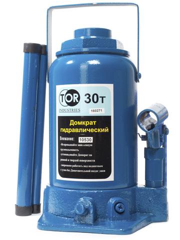 Домкрат гидравлический TOR ДГ-30 г/п 30,0 т