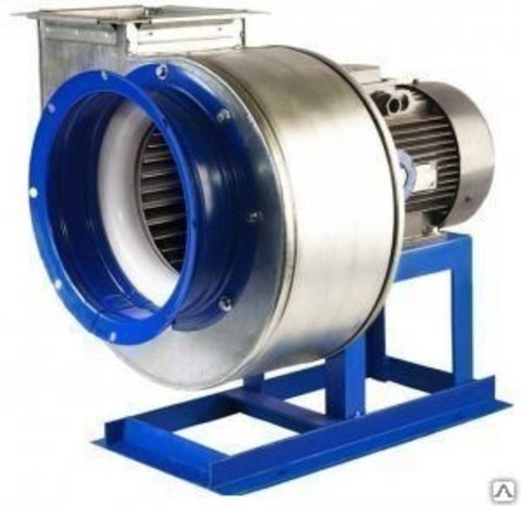 Вентилятор радиальный ВЦ 14-46 (ВР-300-45)-3,15 (1,1кВт/1500об) Среднего давления