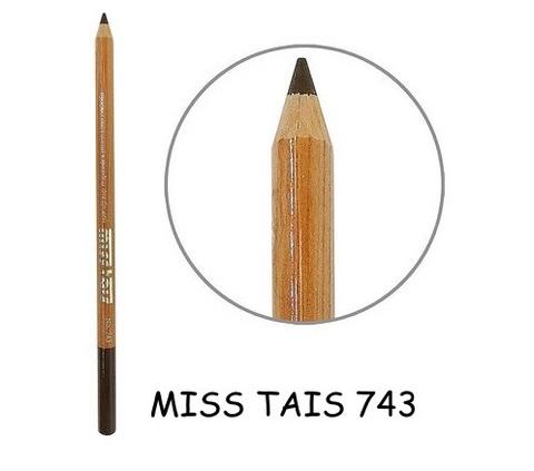 Карандаш для бровей Miss Tais 743