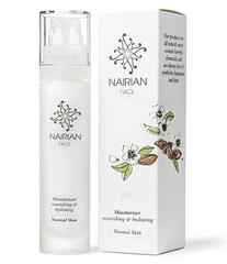 Увлажняющий крем для нормальной кожи, Nairian