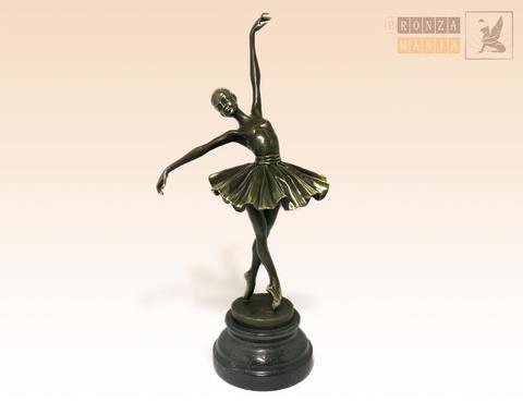 статуэтка Балерина - поза 3
