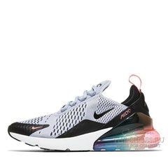 Кроссовки женские Nike Air Max 270 Dim Violet Rainbow
