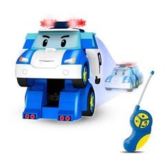 Robocar Poli Робот-трансформер Поли на радиоуправлении (83086)