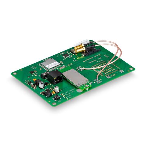 Роутер Rt-Brd RSIM sH с USB модемом Huawei E3372, с поддержкой SIM-инжектора
