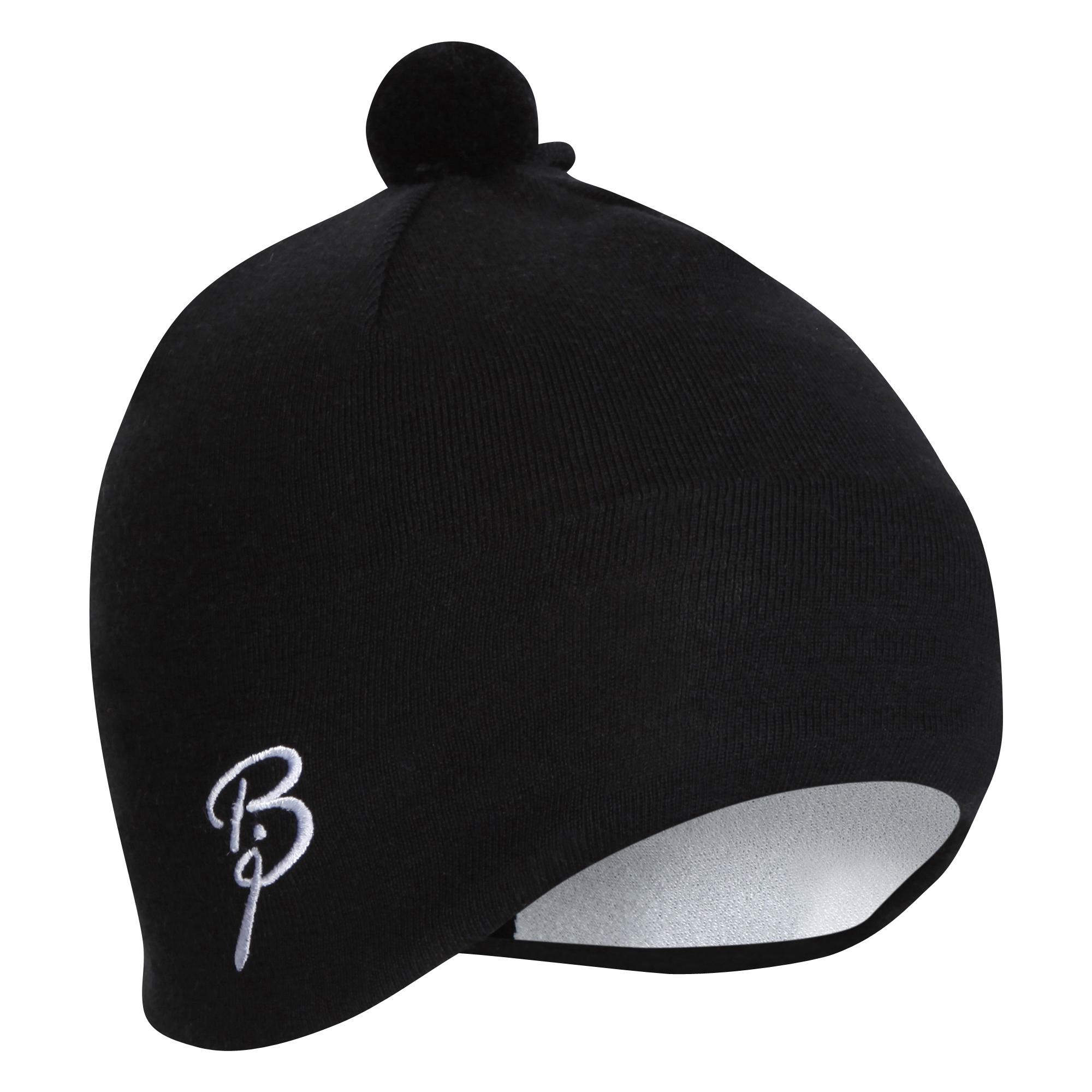 Лыжная шапка Bjorn Daehlie Earprotector Hat (320144 99900) черная