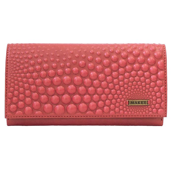 436119b65037 Купить Кошелек женский «Bubbles». Цвет коралл в интернет-магазине ...