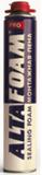 Пена монтажная всесезонная ALTAFOAM PRO 750мл (16шт/кор)