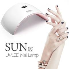 Лампа для маникюра LED+UV Sun 9s, 24Вт