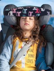 Фиксатор головы ребенка в автокресле Клювонос Ночные Кошки