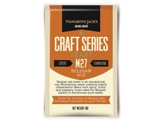 Дрожжи Mangrove Jack's Belgian Ale Yeast M27