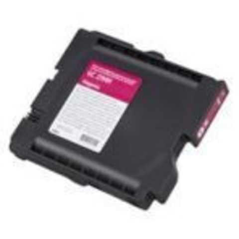 LE Картридж Ricoh для гелевого принтера GC31CH голубой для Aficio GXe5550N/7700N. Ресурс 4890 стр. (405703)