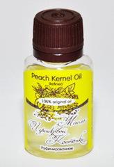 Косметическое масло ПЕРСИКОВОЙ КОСТОЧКИ/ Peach Kernel Oil Refined / рафинированное/ 20 ml