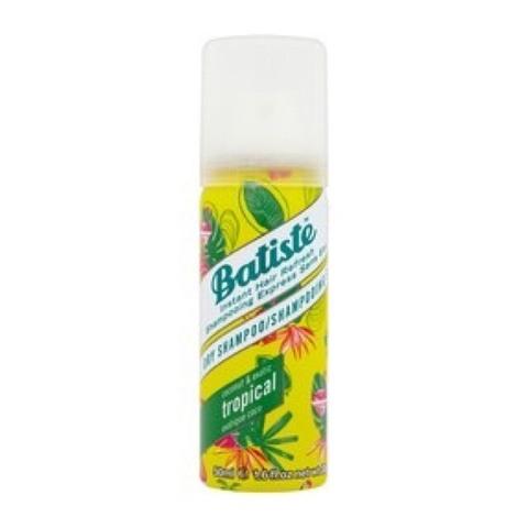 BATISTE | Сухой шампунь 50 мл (Tropical Dry Shampoo)